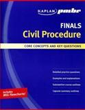 Kaplan PMBR FINALS - Civil Procedure, Kaplan PMBR Staff, 1427796378