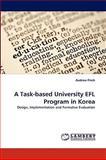 A Task-Based University Efl Program in Kore, Andrew Finch, 3838376374