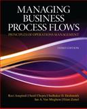 Managing Business Process Flows, Anupindi, Ravi and Chopra, Sunil, 0136036376