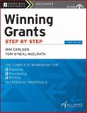 Winning Grants : Step by Step, Carlson, Mim and Alliance for Nonprofit Management Staff, 0470286377