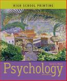 Psychology (High School Printing), Myers, 1429216379