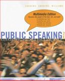 Public Speaking : Connecting You and Your Audience, Andrews, Patricia Hayes and Andrews, James R., 0205546374