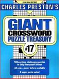 Charles Preston's Giant Crossword Treasury, Charles Preston, 0399526374
