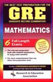 GRE Mathematics : The Graduate Record Examination, Agrawal, Om Prakash and Elsner, T., 0878916377