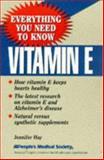 Vitamin E, Jennifer Hay, 188260637X