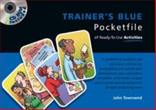 The Trainer's Blue Pocketfile, Townsend, John, 1903776376