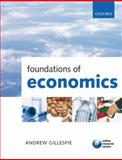 Foundations of Economics, Gillespie, Andrew, 0199296375