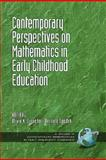 Contemporary Perspectiveson Mathematics in Early Childhood Education, , 1593116373