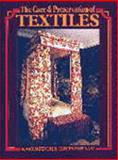 Care and Preservation of Textiles, Finch, Karen and Putnam, Greta, 0916896374