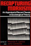 Recapturing Marxism 9780275926380