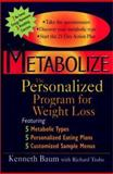 Metabolize, Kenneth Baum and Richard Trubo, 0399526382