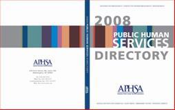 2008 Public Human Services Directory, , 091010638X