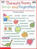 Thematic Poems, Songs, and Fingerplays, Meish Goldish, 0590496387