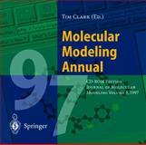 Molecular Modeling : Cd-rom Edition Journal of Molecular Modeling, , 3540146385