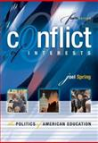 Conflict of Interests with PowerWeb, Spring, Joel H., 0072546387