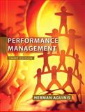 Performance Management, Aguinis, Herman, 0132556383