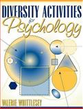Diversity Activities for Psychology, Whittlesey, Valerie, 0205296386
