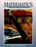 Mathematics : A Discrete Introduction, Scheinerman, Edward A., 0534356389