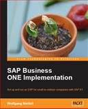 SAP Business ONE Implementation, Niefert, Wolfgang, 1847196381