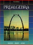 Pre-Algebra, Van Dyke, James and Rogers, James, 0030196388
