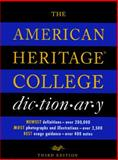 The American Heritage College Dictionary, Houghton Mifflin Company Staff, 0395446384