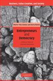 Entrepreneurs and Democracy 9780521856386