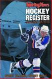 Hockey Register, 2000-2001 9780892046386