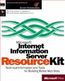 Microsoft Internet Information Server Resource Kit, Microsoft Official Academic Course Staff, 1572316381