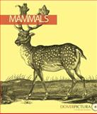 Mammals, Dover Staff, 0486996387
