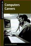 Opportunities in Computer Careers, Burns, Julie Kling, 0658016385
