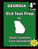 Georgia 4th Grade ELA Test Prep, Teachers Treasures, 1484116380