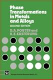 Phase Transformations in Metals and Alloys, Porter, D. A. and Easterling, K. E., 0442316380