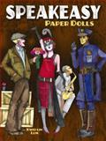 Speakeasy Paper Dolls, Kwei-lin Lum and Paper Dolls, 0486486397