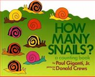 How Many Snails?, Paul Giganti, 0688136397