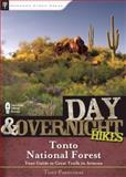 Day and Overnight Hikes: Tonto National Forest, Tony Padegimas, 0897326393