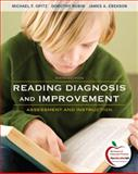 Reading Diagnosis and Improvement : Assessment and Instruction, Rubin, Dorothy and Opitz, Michael, 0137056397