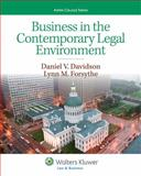 Business in the Contemporary Legal Environment, Davidson, Daniel V. and Forsythe, Lynn M., 1454816392