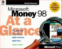 Microsoft Money 98 at a Glance, Stephen Nelson, 157231639X