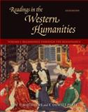 Readings in the Western Humanities, Matthews, Roy T. and Platt, F. DeWitt, 0073136395