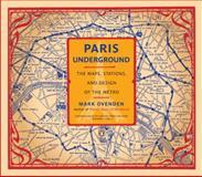 Paris Underground, Mark Ovenden, 0143116398