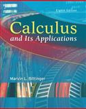 Calculus and Its Applications, Bittinger, Marvin L., 0321166396