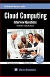 Cloud Computing Interview Questions You'll Most Likely Be Asked, Vibrant Publishers, 1463706391