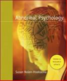 Abnormal Psychology : Media and Research Update, Nolen-Hoeksema, Susan, 0077236394