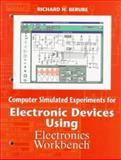 Computer Simulated Experiments for Electric Circuits Using Electronics Workbench, Berube, Richard H., 0133596397