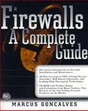 Firewalls : A Complete Guide, Goncalves, Marcus, 0071356398