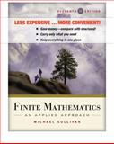 Finite Mathematics : An Applied Approach, Eleventh Edition Binder Ready Version, Sullivan, 0470876395