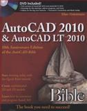 AutoCAD 2010 and AutoCAD LT 2010, Ellen Finkelstein, 0470436409