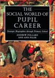 Social World of Pupil Career, Andrew Pollard and Ann Filer, 0304326402