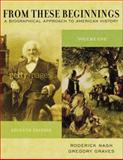 Biographical Approach to American History, Nash, Roderick and Graves, Gregory, 0321216407