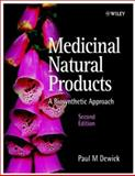 Medicinal Natural Products : A Biosynthetic Approach, Dewick, Paul M., 0471496405